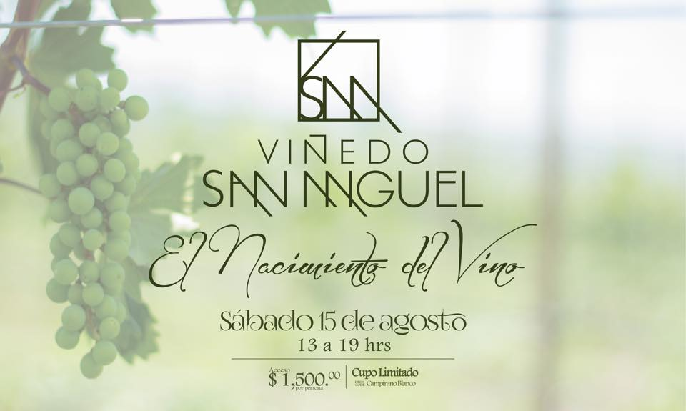 """""""El Nacimiento del Vino"""" (Birth of the Wine)"""